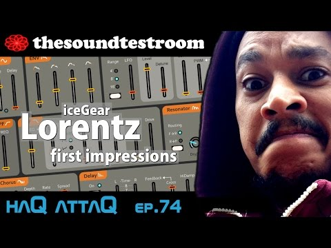 iceGear Lorentz synth for iPad and iPhone │ First Impression Review - haQ attaQ 74