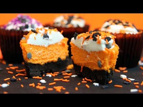 Mini Cheesecake Recipe - CookingWithAlia - Episode 347