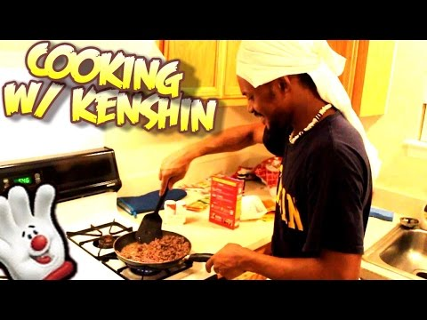 HAMBURGER HELPER LIKE A BOSS! | Cooking With Kenshin