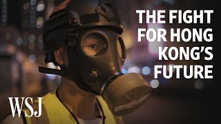 2047: The Fight for the Future of Hong Kong | WSJ