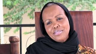 Leila left Finland to start her own business in Somalia