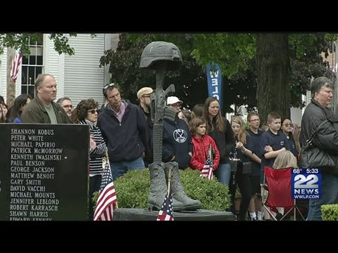 Belchertown residents honor their veterans on Memorial Day