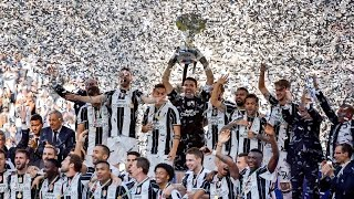 Juve campione d'Italia 2017 - Il film del campionato
