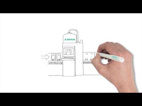 Whiteboard Animation BBraun Datamatrix