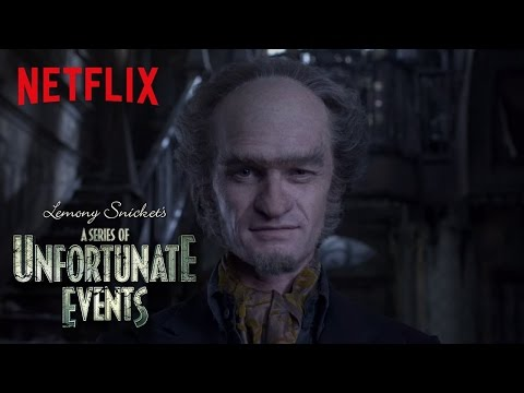 Lemony Snicket's A Series of Unfortunate Events | Official Trailer [HD] | Netflix