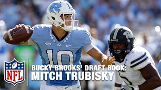 Scouting Mitch Trubisky (North Carolina, QB) - Bucky Broooks