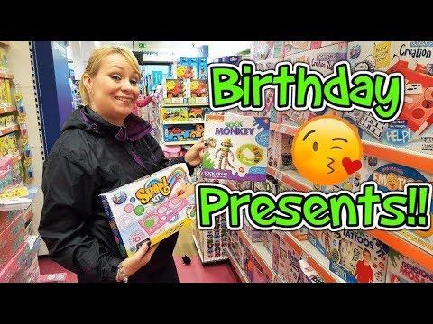 Present Buying Birthday Haul !