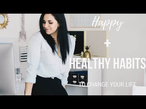 Easy Habits To Change Your Life | Achieve ALL Of Your Goals!