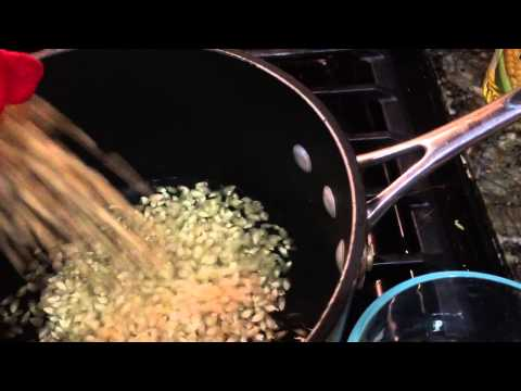 How To Make Perfect Popcorn On A Gas Top Stove