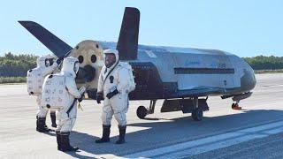 US Testing Its Latest $200 Million Spy Spacecraft