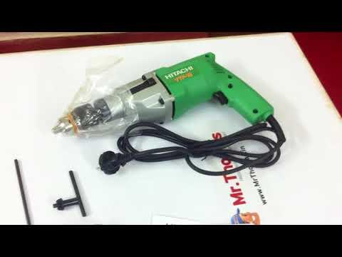 Hitachi VTP 18 Impact Drill