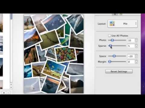 CollageIt for Mac Introduction