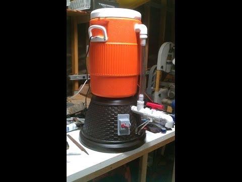My version of the Redneck Margarita Machine
