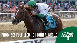 Promises Fulfilled - 2019 - The John A. Nerud Stakes