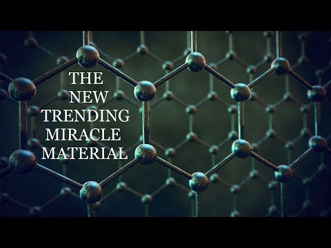 Trending Miracle Material in the World | World's Strongest Material | Future Material | Graphene