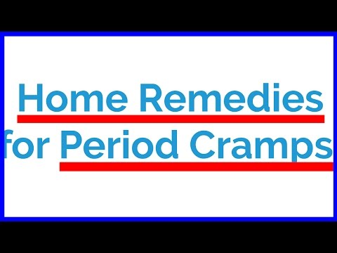 Home remedies for period cramps -How to Home remedies for period cramps