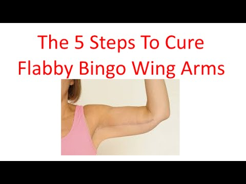 5 Steps To Cure Flabby Bingo Wing Arms