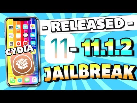 NEW iOS 11 - 11.1.2 JAILBREAK With CYDIA Released! (iPhone, iPad, iPod) Electra Jailbreak Cydia
