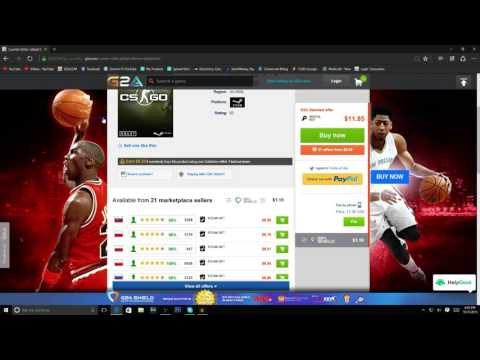 How to use G2A.COM! Cheap Games!