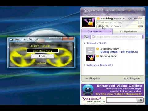 Just  Lock Yahoo Id by vasy_italiano2009