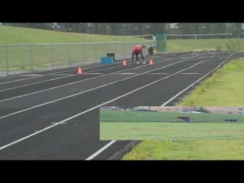 Improving my 40 yard dash from 4.71 to a 4.41