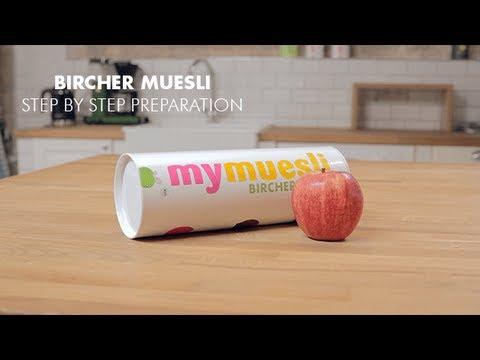 How to: Bircher muesli