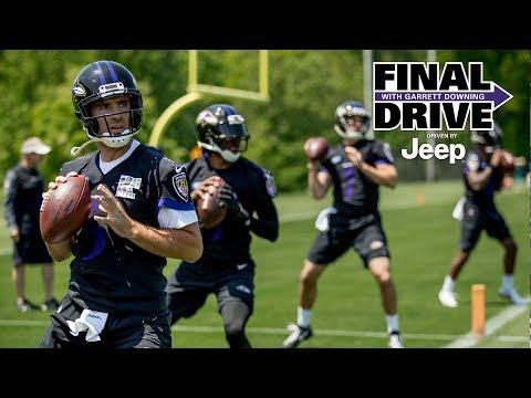 Biggest Storylines as Ravens Begin OTAs | Final Drive