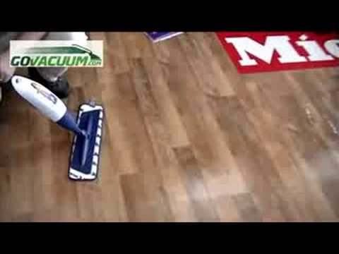 Swiffer Users Beware: Bona Mopping Up The Competition