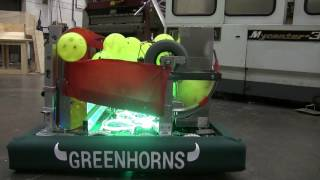 Ri3D 2017: Team GreenHorns Robot Reveal