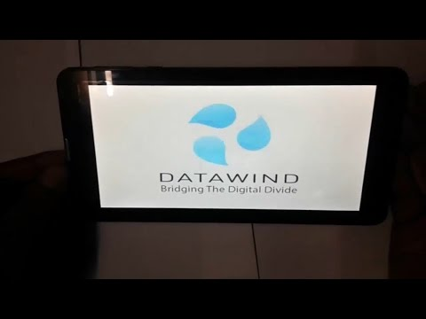 How to flashing your datawind tablet And update firmware.
