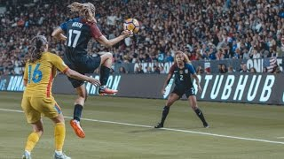 The Best USWNT Highlights of 2016 (HD)