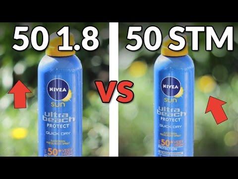 Canon 50mm 1.8 STM vs Canon 50mm 1.8 II - Bokeh Comparison