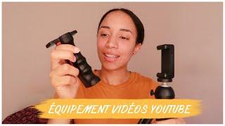 Équipement pour tes Vidéos YouTube [2020]