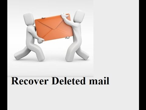 How to recover permanently deleted mail from gmail hindi/urdu