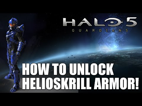 Halo 5 How To Unlock The HelioSkrim Armor - Halo Master Chief Collection Armor Guide