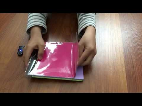 How to make a paper spear