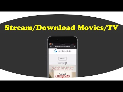 [New]How To Stream/Download Movies/TV On iOS/Android/PS3/XBOX 360/Xbox One/PS4!