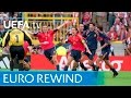 EURO 2000 Highlights Yugoslavia 3 4 Spain