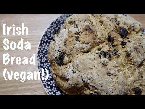 Irish Soda Bread (vegan!)
