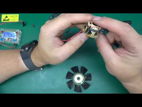 How to reverse the rotation of DC brushless fan motor from PC