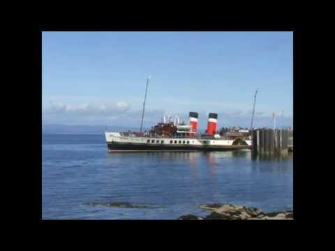 Contrasts at Brodick