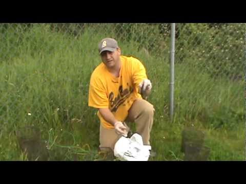 How to trap or catch Crawfish, Mudbugs, Crawdads, Part 1