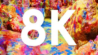 The Beauty of 8K (FUHD 4320p)