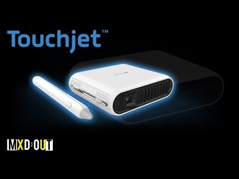 TouchJet Pond - Virtual Touchscreen Projector!? | Review