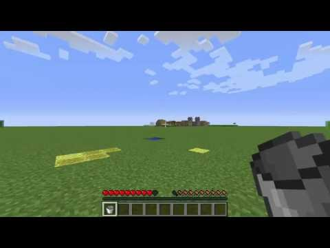 how to make a wet sponge in Minecraft