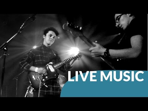 How to Film Live Music