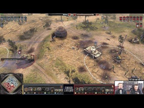 [Company of Heroes 2] Simon(Wehrmacht) vs Mackermicker(USF)