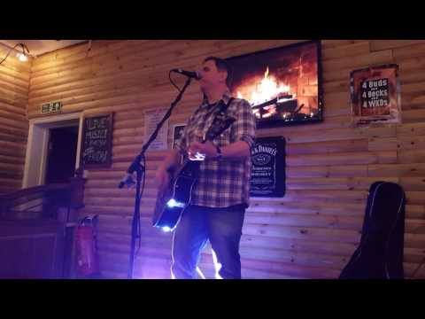 Castle on the hill by Ed Sheeran - Dan Towers Acoustic Cover