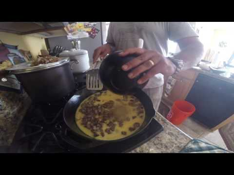 How-to cook a breakfast burrito
