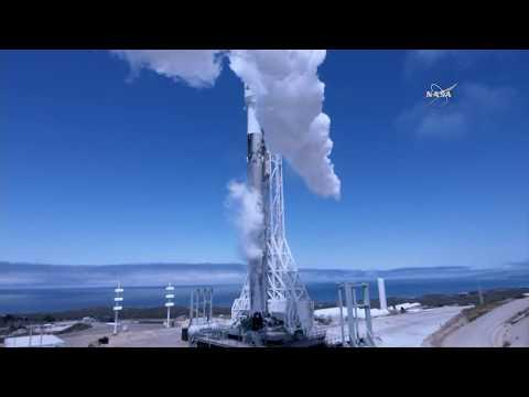 Launching U.S./German GRACE-FO (live broadcast)